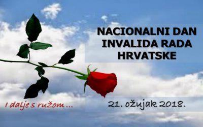 Nacionalni dan invalida rada